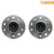 TKSHS00074-2000-05 Saturn L Sedan L Wagon Wheel Bearing & Hub Assembly Timken 512238