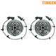 TKSHS00073-Wheel Bearing & Hub Assembly Pair  Timken HA590061  HA590053