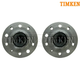 TKSHS00075-2000-05 Saturn L Sedan L Wagon Wheel Bearing & Hub Assembly  Timken 512239