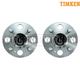 TKSHS00079-Wheel Bearing & Hub Assembly Timken HA590184
