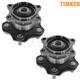TKSHS00084-Nissan Altima Maxima Quest Wheel Bearing & Hub Assembly Pair  Timken HA590111