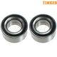TKSHS00018-Wheel Hub Bearing Pair Timken 510050