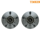 TKSHS00024-Wheel Bearing & Hub Assembly Pair Timken 512169