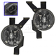 1ALFP00076-1998-00 Volkswagen Beetle Fog / Driving Light