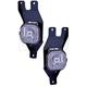 1ALFP00078-Ford Fog / Driving Light Pair