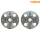 TKSHS00020-Wheel Bearing & Hub Assembly  Timken 513035