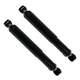 MNSSP00186-Shock Absorber Rear Pair Monroe 37204