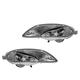 1ALFP00073-Toyota Camry Corolla Solara Fog / Driving Light Pair