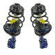 MNSSP00151-Toyota Camry Solara Strut Assembly Pair