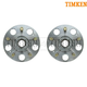 TKSHS00021-Acura TL Honda Accord Wheel Bearing & Hub Assembly