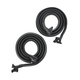 1AWSD00190-1964-65 Door Weatherstrip Seal Pair