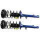 MNSSP00144-Ford Taurus Mercury Sable Strut & Spring Assembly Rear Pair