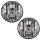 1ALFP00075-2001-03 Toyota Highlander Fog / Driving Light Pair
