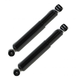 MNSSP00160-Shock Absorber Rear Pair Monroe 37166