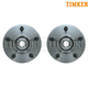 TKSHS00034-1999-04 Jeep Grand Cherokee Wheel Bearing & Hub Assembly Timken HA596879