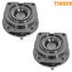 TKSHS00030-Wheel Bearing & Hub Assembly Timken 513044
