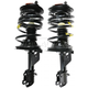 MNSSP00137-Strut & Spring Assembly Front Pair  Monroe Quick-Strut 171855R  171855L