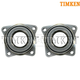 TKSHS00032-Acura CL Honda Accord Wheel Bearing