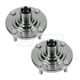 DMSHS00001-Wheel Hub Front Pair Dorman 930-012