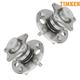 TKSHS00047-Wheel Bearing & Hub Assembly Timken HA590370