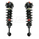 MNSSP00118-2003-06 Shock & Spring Assembly Front Pair  Monroe Quick-Strut 171369