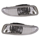 1ALFP00094-Dodge Neon Plymouth Neon Fog / Driving Light Pair