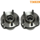 TKSHS00041-Wheel Bearing & Hub Assembly Timken 512155