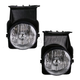 1ALFP00048-GMC Fog / Driving Light Pair