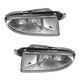 1ALFP00043-2001-05 Chrysler PT Cruiser Fog / Driving Light Pair