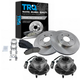1ABMS00051-Brake & Wheel Bearing Kit