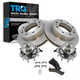 1ABMS00047-Brake & Wheel Bearing Kit Front