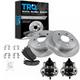 1ABMS00041-Brake & Wheel Bearing Kit