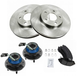 1ABMS00033-Brake & Wheel Bearing Kit Front