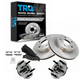 1ABMS00034-Dodge Ram 1500 Truck Brake & Wheel Bearing Kit Front