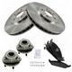1ABMS00020-Brake & Wheel Bearing Kit Front