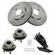 1ABMS00017-Brake & Wheel Bearing Kit