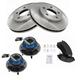 1ABMS00014-Brake & Wheel Bearing Kit Front