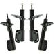MNSSP00255-Strut Assembly Rear Front Monroe 71661  71662
