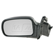 1AMRE00824-1993-95 Mercury Villager Nissan Quest Mirror Driver Side