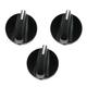 DMIMX00004-Kenworth Heater & A/C Control Knob