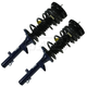 MNSSP00202-Ford Taurus Mercury Sable Strut Assembly Pair Monroe 181781