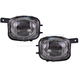 1ALFP00056-2000-02 Mitsubishi Eclipse Fog / Driving Light Pair