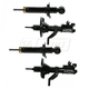 MNSSP00228-2003-06 Honda Element Strut Assembly  Monroe 72135  72136  71101