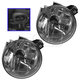 1ALFP00006-Dodge Dakota Durango Fog / Driving Light Pair