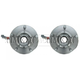TKSHS00092-Wheel Bearing & Hub Assembly Rear Pair Timken 512153