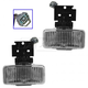 1ALFP00009-1997-98 Jeep Grand Cherokee Fog / Driving Light Pair