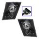 DMLFP00002-2003-12 Volvo VNL VNM Fog / Driving Light Pair  Dorman 888-5511  888-5512