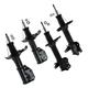 MNSSP00390-Mazda Protege Protege5 Strut Assembly  Monroe OESpectrum 71424  71425  71588