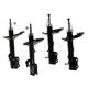 MNSSP00368-Shock & Strut Kit  Monroe OESpectrum 72215  72216  72211  72212
