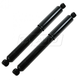 MNSSP00377-1993-98 Jeep Grand Cherokee Shock Absorber Rear Pair Monroe 37082